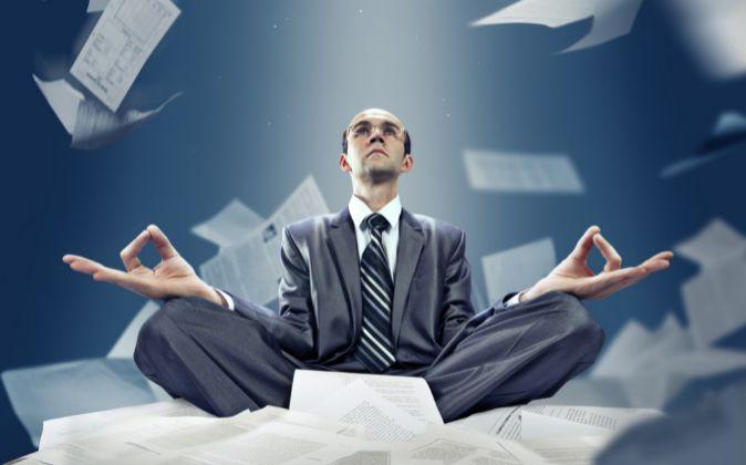Meditación en la empresa